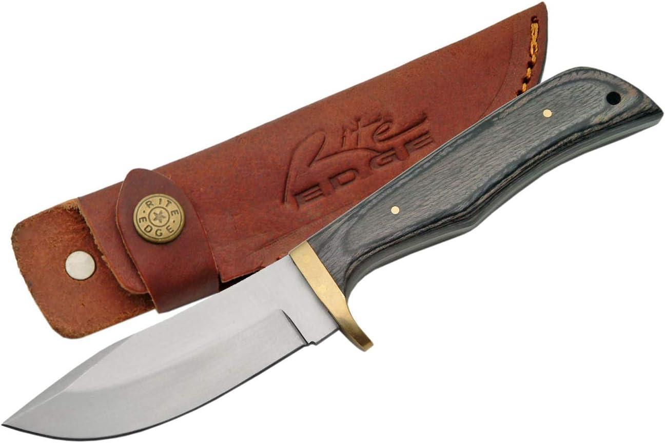 Denver Mall SZCO Supplies Rite Edge Hunting New mail order Hinterland Knife
