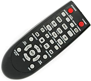 Replaced Remote Control Compatible for Samsung HW-FM35 AH5902547B HW-FM45/ZA HW-FM55C HW-D450 HW-H550/ZA HW-H551 HW-H570/Z...
