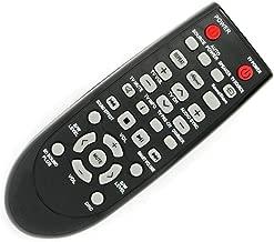 Replaced Remote Control Compatible for Samsung HW-FM35 AH5902547B HW-FM45/ZA HW-FM55C HW-D450 HW-H550/ZA HW-H551 HW-H570/ZA HW-H600/ZA Home Theater Sound Bar System