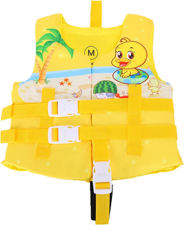Kids Dedication Swim Vest Cartoon Animals Float Jacket Print Summer Water 2021 autumn and winter new
