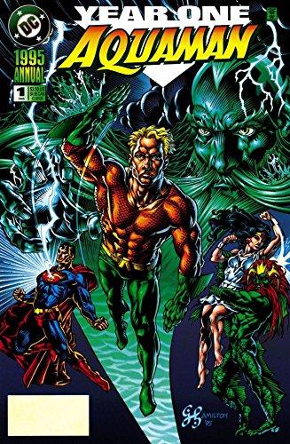 Aquaman (1994-2001): Annual #1 (English Edition)