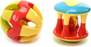 Wonder Products Buy Baby Rattle Set Infant 0 - 12 Months