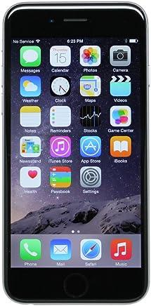 $199 » Apple iPhone 6 Plus, Fully Unlocked, 16GB - Space Gray (Renewed)