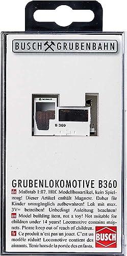 Busch 5015 - Grünlokomotive B 360 Export