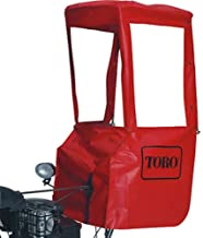 TORO 2 Stage Snow Cab