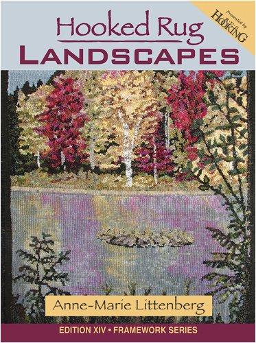 Hooked Rug Landscapes