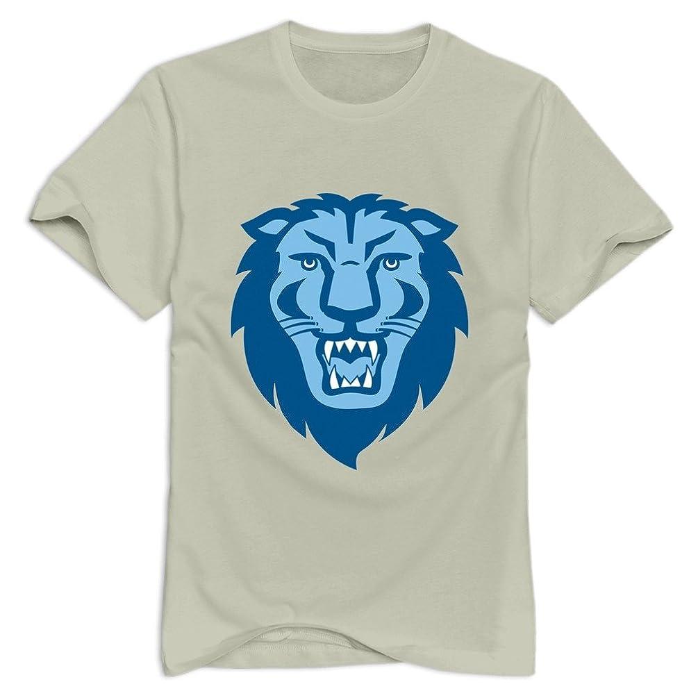 Tavil Columbia Lions 100% Cotton T-shirt For Men