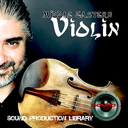 %60 OFF! Middle Eastern Violin - unique Perfect Wave/Kontakt 24bit Multi-Layer Samples Library on DV...
