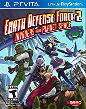 PS Vita Earth Defence Force 2 PlayStation Portable by Xseed