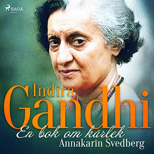 Couverture de Indira Gandhi