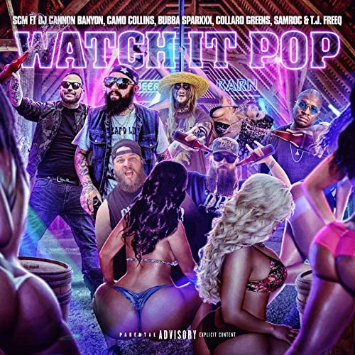 SCM feat. DJ Cannon Banyon, Bubba Sparxxx, Camo Collins, Collard Green, Samroc & TJ Freeq