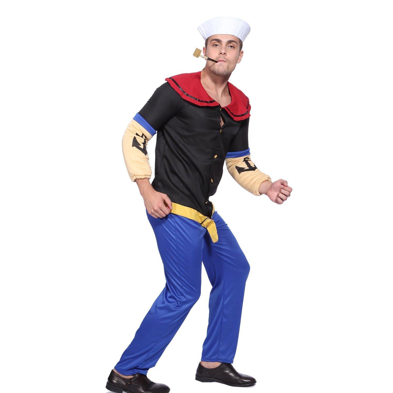 less is more - Accesorio para disfraz Popeye: Amazon.es: Juguetes ...