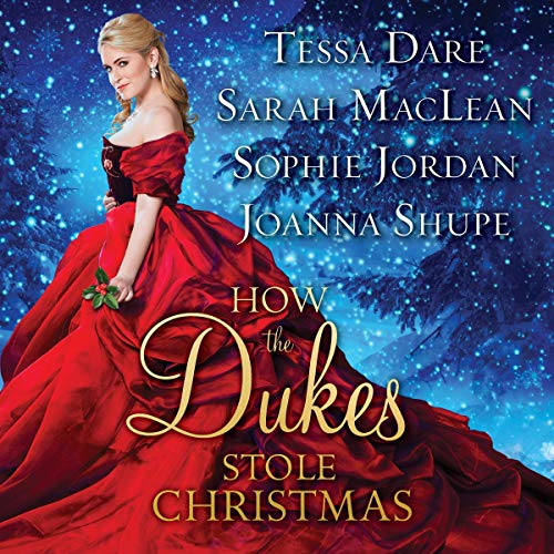 How the Dukes Stole Christmas audiobook cover art