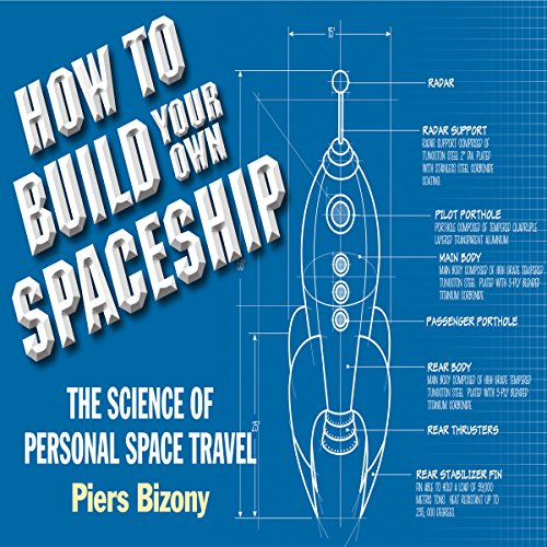 How to Build Your Own Space Ship cover art