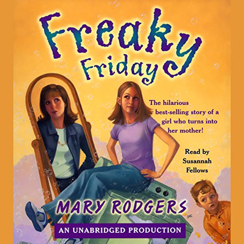 Freaky Friday audiobook cover art