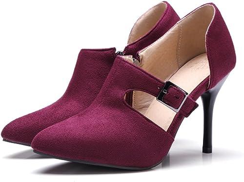 QIN&X Chaussures Chaussures Chaussures Femmes Sandales Talons a86