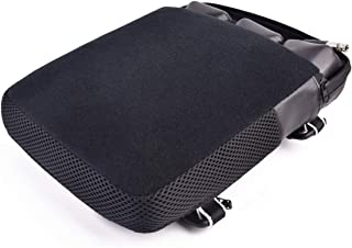 motorcycle passenger seat cushion