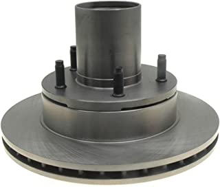 Raybestos 66439R Professional Grade Disc Brake Rotor and Hub Assembly