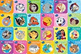Disney - Baby Animals 24-Book Set Book Block - PI Kids