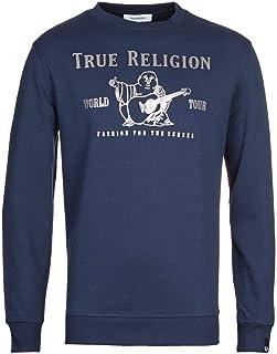 True Religion Chad Core Sweatshirt - Navy