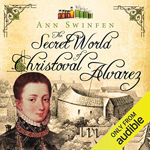 The Secret World of Christoval Alvarez Titelbild
