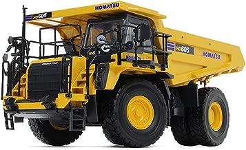 First Gear 1/50 Scale Diecast Collectible Komatsu HD605-8 Dump Truck (50-3387)