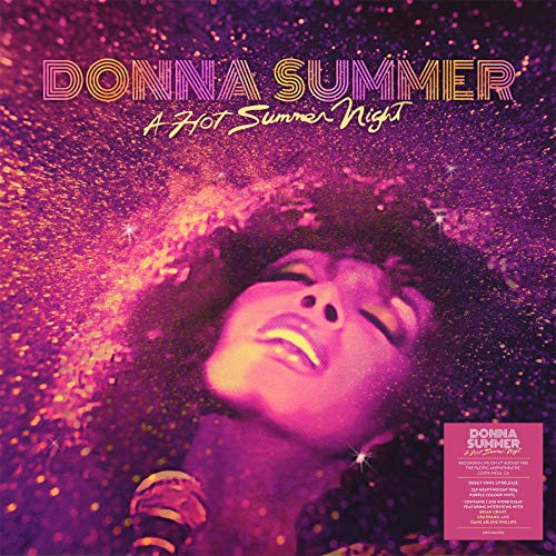 Hot Summer Night (180gm Purple Vinyl) [Import]