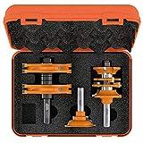 CMT CM-CMT90052711 Set di frese per Porte...