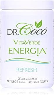 NOT EATING ENOUGH VEGGIES? Get 50 in 1 Scoop DELICIOUS Quick & Easy Dr. FORMULATED FOR BUSY FAMILIES w/Probiotics & Enzymes Worry Free Optimal Nutrition 30 SERVINGS