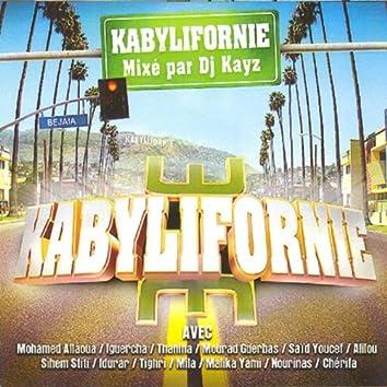 Kabylifornie (Mixé par DJ Kayz)