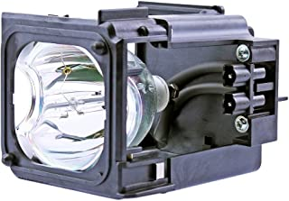 Projector Lamp Assembly with Osram Neolux Bulb Inside. HLT-6156W Samsung DLP TV Lamp Replacement