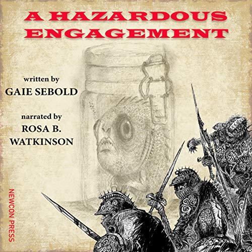 A Hazardous Engagement cover art