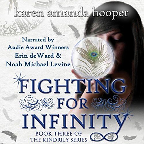Fighting for Infinity audiobook cover art
