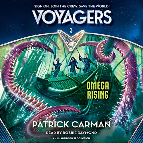 Voyagers  By  cover art