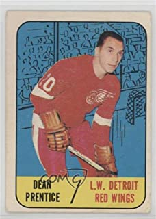 Dean Prentice Ungraded COMC Good to VG-EX (Hockey Card) 1967-68 Topps - [Base] #46
