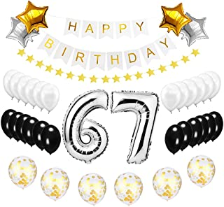 Best 67th birthday party ideas Reviews