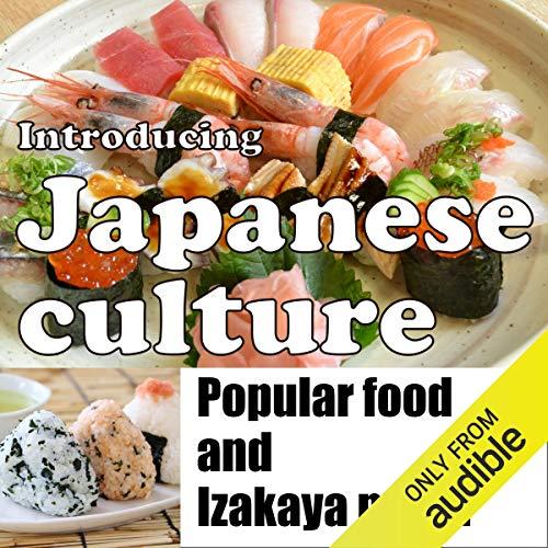 Introducing Japanese culture -Popular food and Izakaya menu- Titelbild
