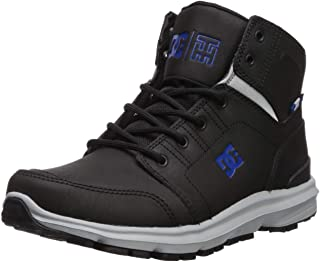 DC Shoes Mens Shoes Torstein Lace-Up Leather Boots Admb700008