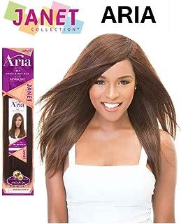 Janet Collection Aria 100% Virgin Human Weaving Hair (10