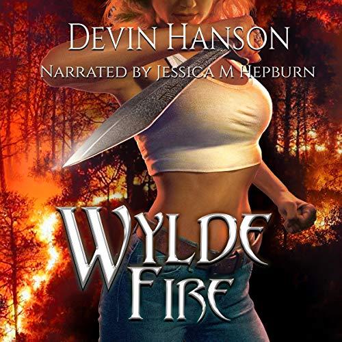 Wylde Fire cover art