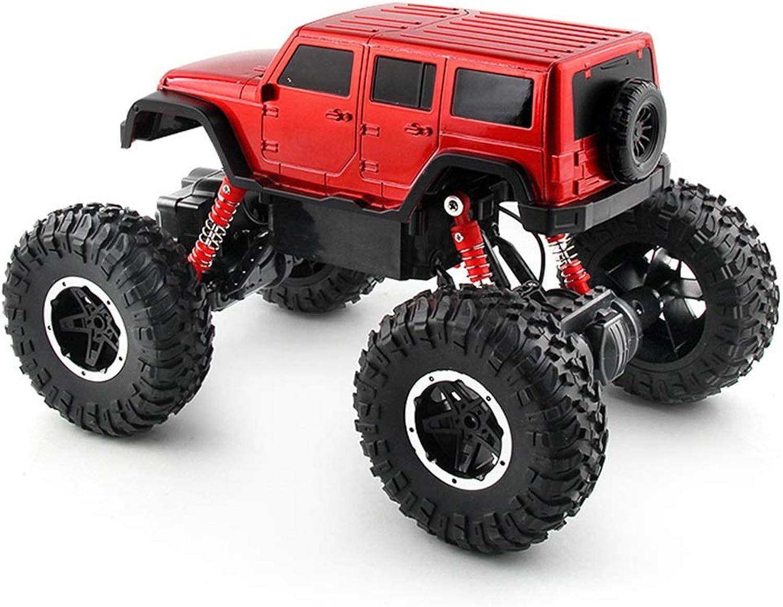 Ferngesteuertes Auto Elektroauto Spielzeug Allradantrieb Off-Road 1 14 Drahtlose Fernbedienung Jeep-Modellauto Kinder