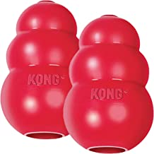 Kong Classic Dog Toy, X-Small - 2 Pack
