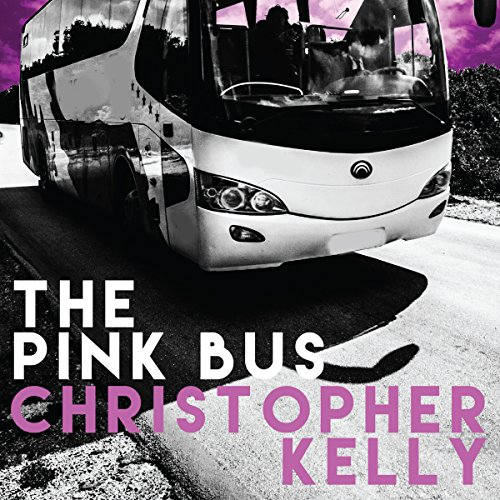 The Pink Bus audiobook cover art