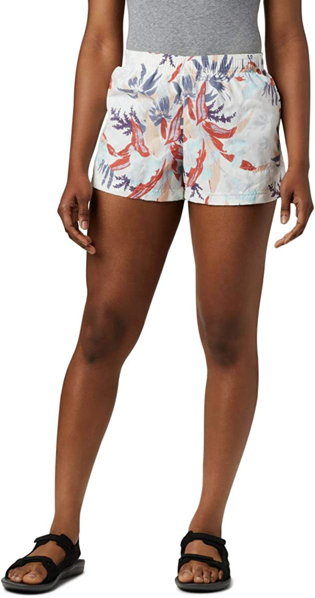 Columbia Women's Sandy River II Printed Short, Breathable, Sun Protection