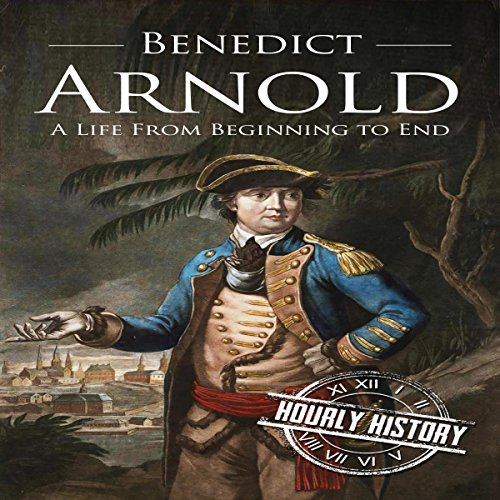 Benedict Arnold cover art