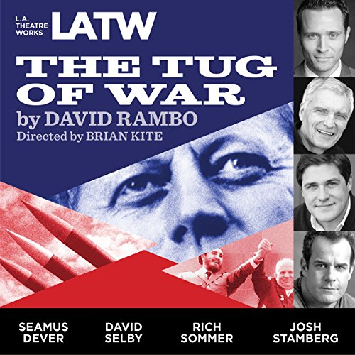 The Tug of War copertina