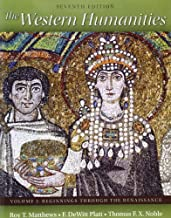 Best the humanities volume 1 7th edition Reviews