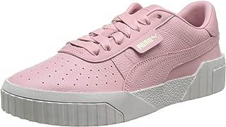 PUMA Women's Cali Emboss WN's Low-Top Sneakers, Pink (Bridal Rose 04), 7 UK (40.5 EU)