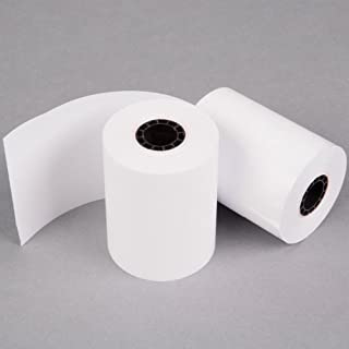 Clover Mini POS Thermal Receipt Paper SUPER SAVER PACK (200 Rolls) Thermal Tiger Brand