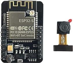 diymore ESP32 CAM DC 5V Dual-core 32-bit CPU 4M PSRAM Wireless WiFi Bluetooth ESP32 Camera Module 2MP TF Card OV2640 OV767...